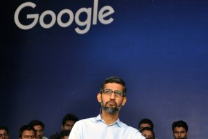 Google will not use AI to build weapons: CEO Sundar Pichai