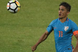 Intercontinental Cup: Centurion Sunil Chhetri fires India to win over Kenya