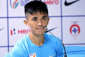 I am what I am because of my dad: Sunil Chhetri on Father's Day