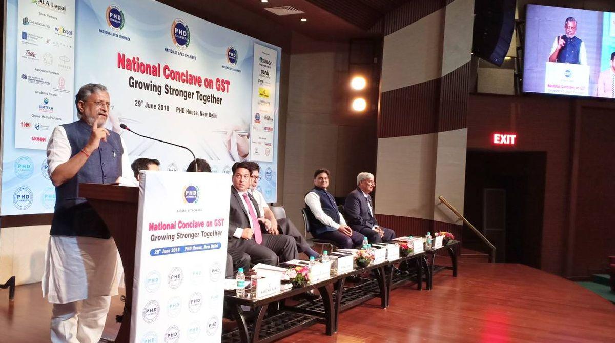 Sushil Modi, Bihar Deputy CM, petrol rates, diesel prices, GST