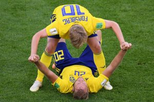 2018 FIFA World Cup | Sweden thump Mexico to top Group F
