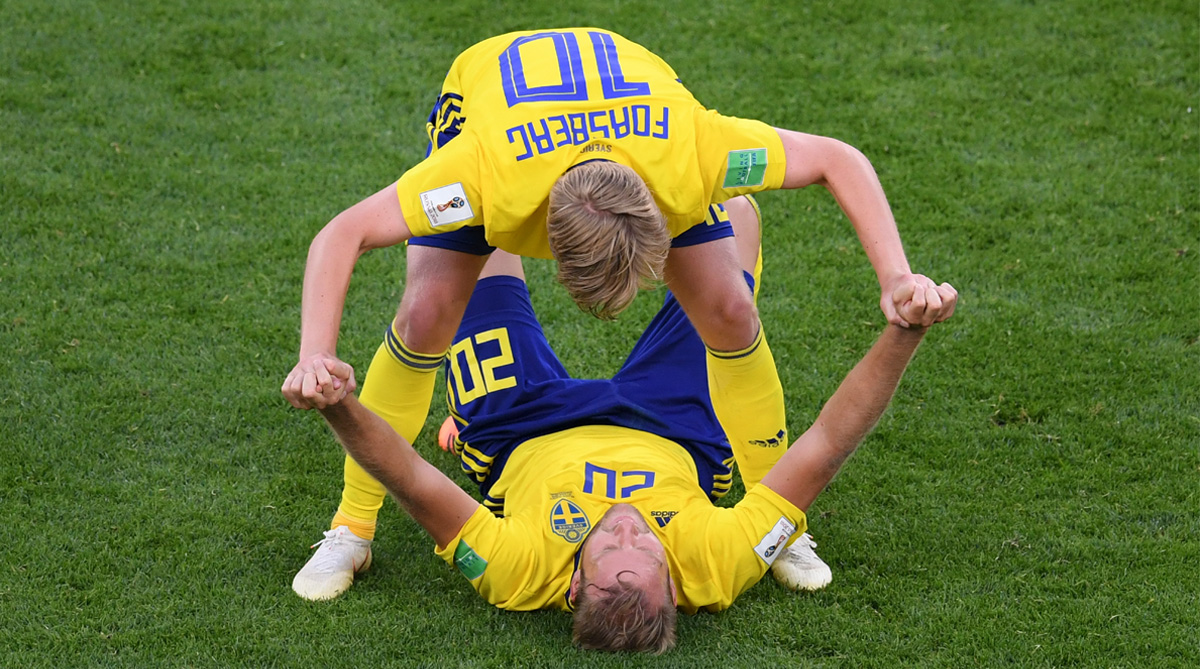 Sweden Football, 2018 FIFA World Cup, FIFA World Cup 2018, Sweden vs Mexico