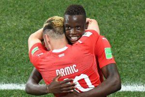 2018 FIFA World Cup | Switzerland set up Sweden clash