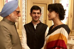 Meet The Accidental Prime Minister's characters — Priyanka Gandhi and Rahul Gandhi