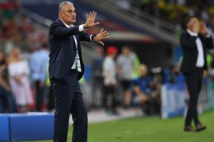 Tite backs Brazil to grow in World Cup's knock-out phase