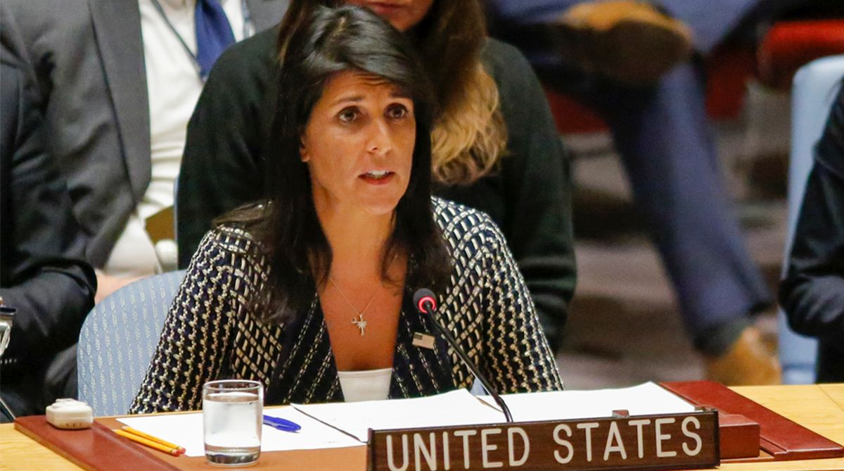 Nikki Haley, Indian-American US Ambassador, United Nations, Nikki Haley quits, Nikki Haley resigns
