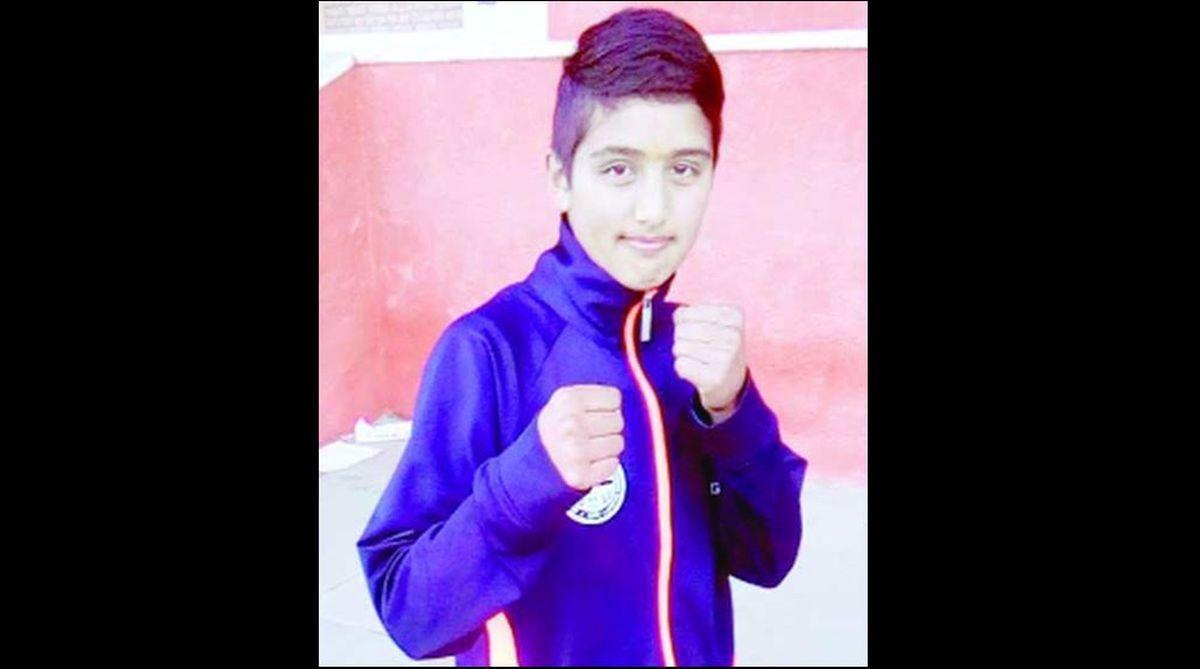 Asian Games, Vinaksi Dhota, Boxing