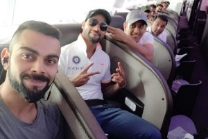 Indian cricket team departs for UK tour | See pics