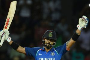 Virat Kohli becomes second Indian, and fastest, to score 2000 T20I runs