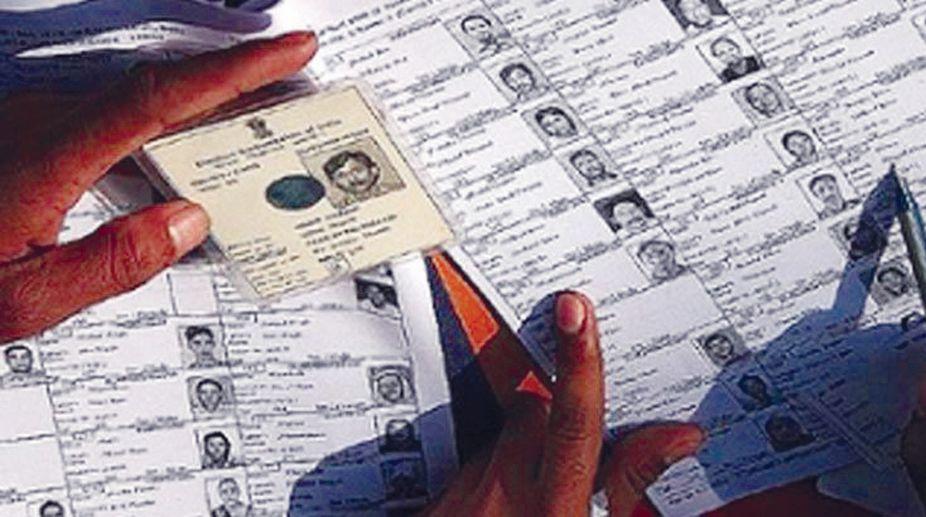 fake voter IDs, Election Commission of India, Madhya Pradesh