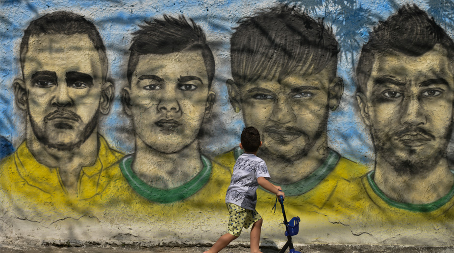 2018 FIFA World Cup | Brazil's streets ready for Russia