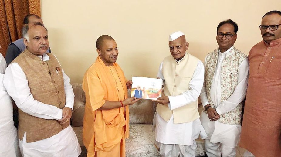 UP Chief Minister, Yogi Adityanath, Narendra Modi government, General elections 2019, Sampark for Samarthan