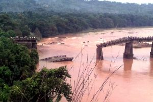 Heavy rains disrupt normal life in coastal Karnataka again