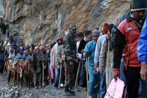 CRPF, J&K Police review security set- up for Amarnath pilgrims