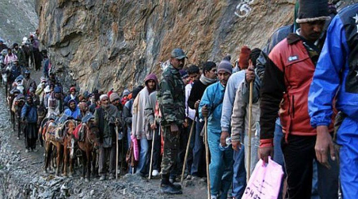 Amarnath pilgrims, CRPF, Jammu and Kashmir Police, south kashmir