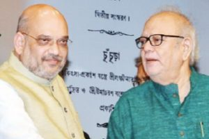 Amit Shah asks leaders to fight TMC misrule