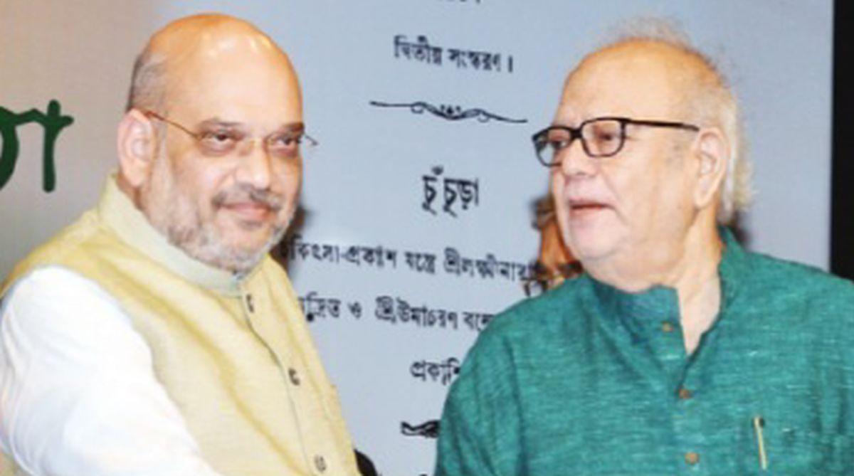 Amit Shah, Bankim Chandra Chattopadhyay, TMC, minority appeasement