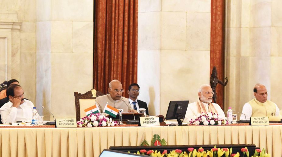 Governors, Ram Nath Kovind, 49th Governors conference