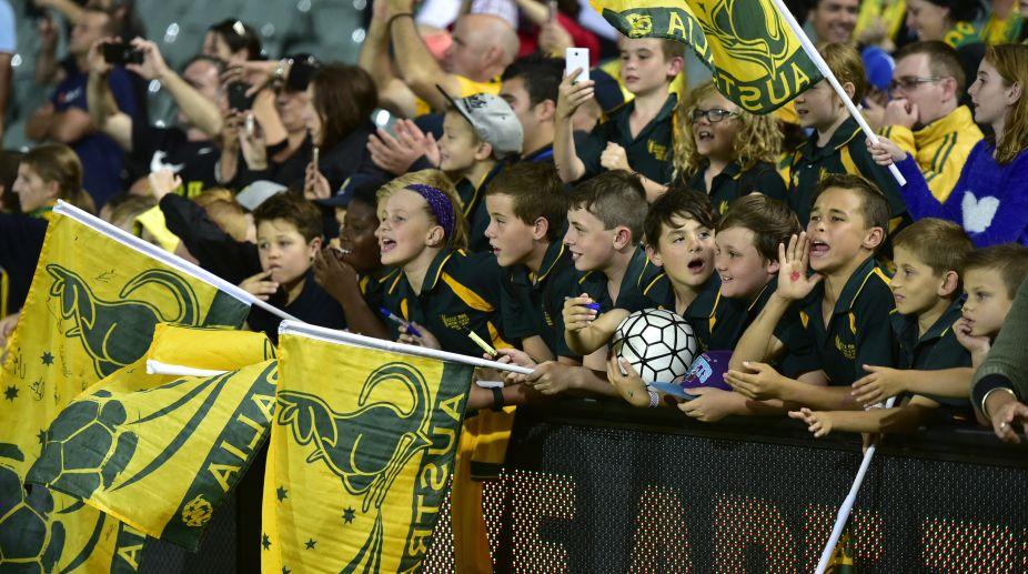 Bert Van Marwijk Australia Football Team, 2018 FIFA World Cup