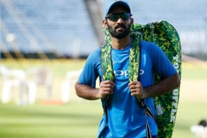 India vs Afghanistan: Dinesh Karthik replaces Wriddhiman Saha
