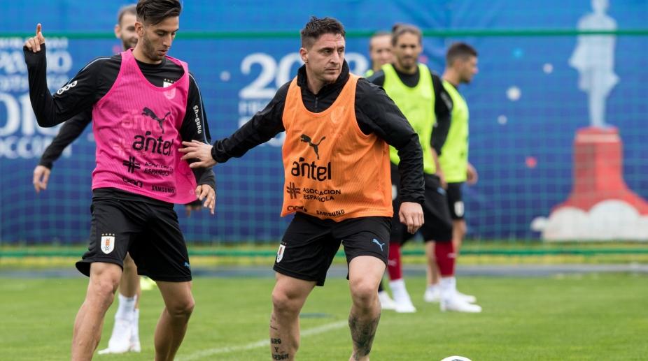 Rodrigo bentancur, Uruguay, Russia, 2018 FIFA World cup, FIFA World Cup 2018