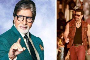 'Hey Salman Khan how you doin', fan addresses Amitabh Bachchan in Glasgow