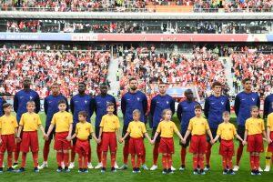2018 FIFA World Cup | Denmark v France – Match lineups