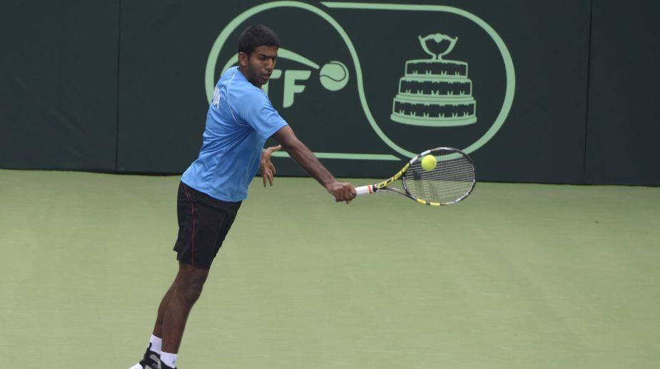 Rohan Bopanna, E.Roger, French Open 2018, Roland Garros