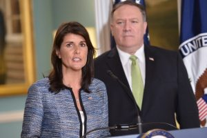 Nikki Haley on 3-day visit to India to advance ties with US