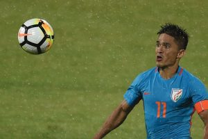 Here's how centurion Sunil Chhetri had Twitter on fire