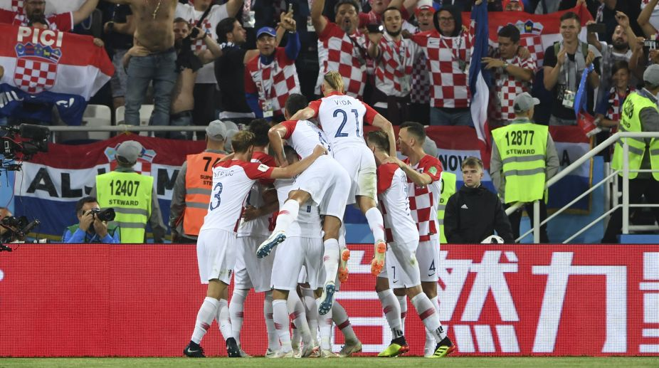 2018 FIFA World Cup, FIFA World Cup 2018, Nigeria Football Team, Croatia National Team