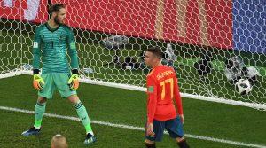 2018, FIFA World Cup, Spain, De Gea