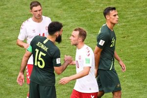 2018 FIFA World Cup | Denmark, Australia play out an exciting stalemate