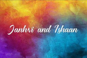 Presenting Janhvi & Ishaan | Dhadak