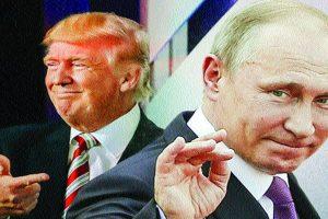 Why shouldn't Trump meet Putin?