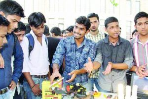 Engineering students to assess HSAMB works