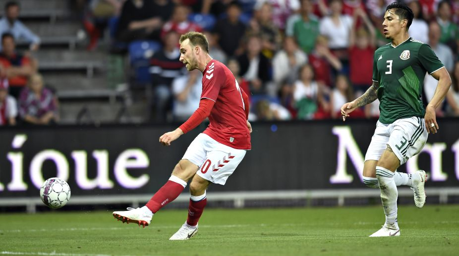 2018 FIFA World Cup, FIFA World Cup 2018, Denmark Football Team, Christian Eriksen