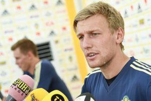 Sweden's Forsberg can hurt Germans in World Cup crunch match