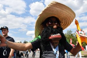2018 FIFA World Cup   It's an absolute football frenzy in Russia