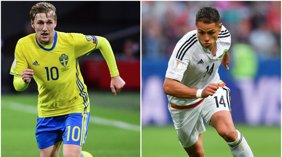 2018 FIFA World Cup, FIFA World Cup 2018, Sweden National Team, Mexico National Team