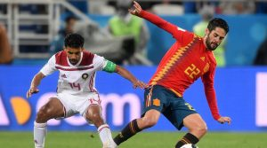 2018 FIFA World Cup, FIFA World Cup 2018, Round three heroes, Isco