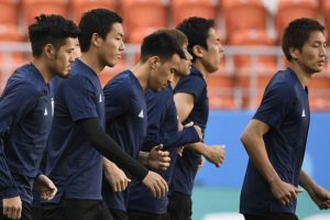 Dramatic fluctuations seen in water use during Japan's World Cup game