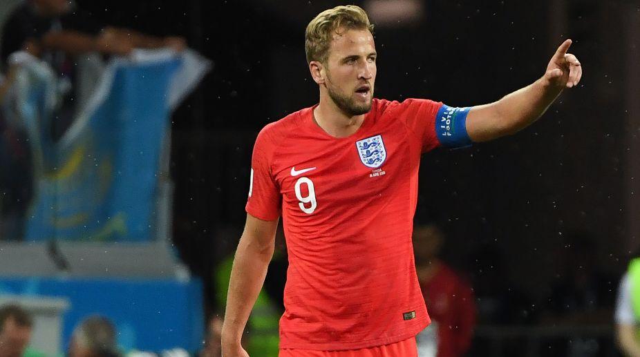 England, 2018 FIFA World cup, Harry Kane