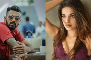 KL Rahul and actor Nidhi Agerwal open up about dating rumours