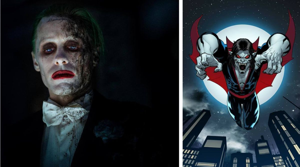 Jared Leto Morbius >> From Dc To Marvel Jared Leto Finalised To Play Morbius In