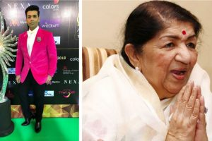 Lata Mangeshkar's family members upset with Karan Johar's climax in Lust Stories