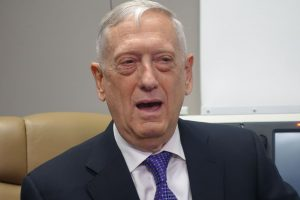 Two US military bases to house migrants: Defence Secretary Mattis