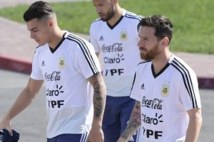 World Cup: Struggling Argentina, France meet in mouth watering tie