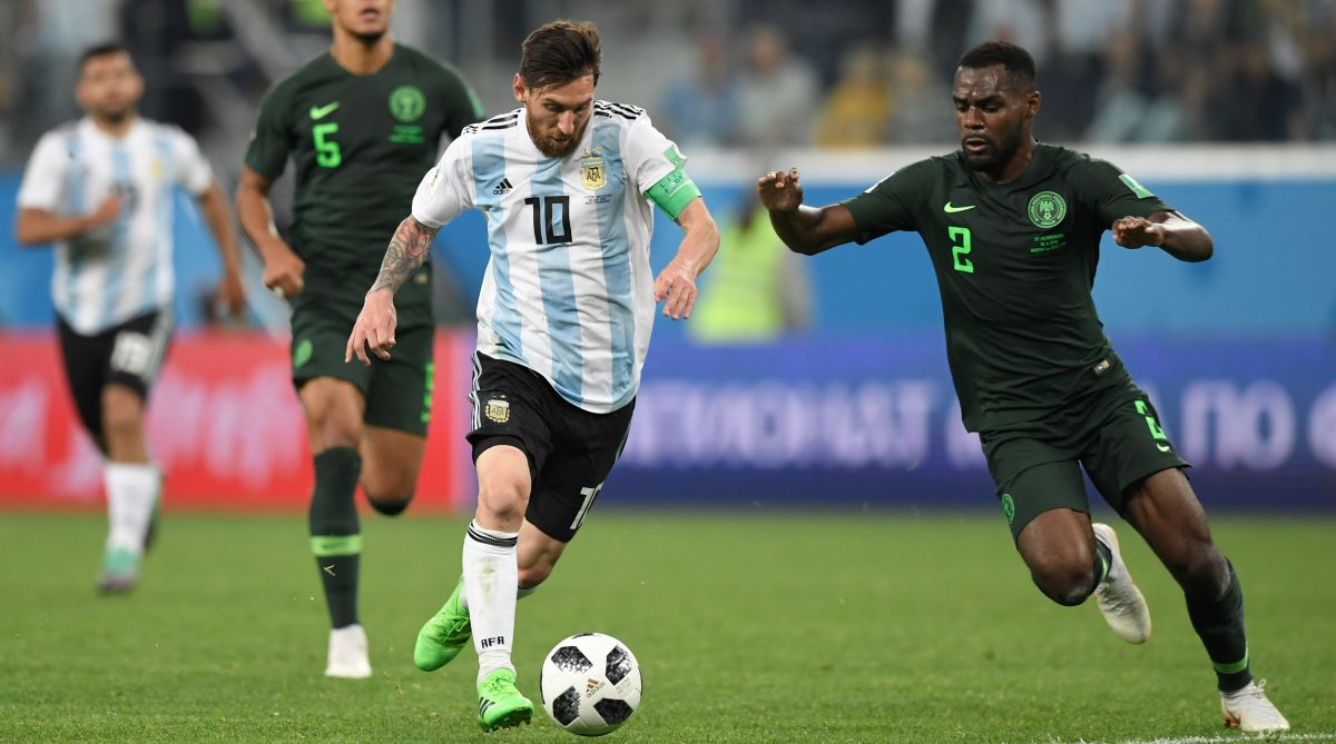 2018 FIFA World Cup, FIFA World Cup 2018, Round three heroes, Lionel Messi