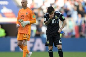2018 FIFA World Cup | Argentina faces do or die test against Nigeria